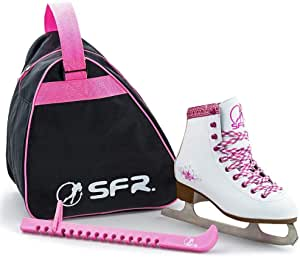 Pack patins à glace Junior 27