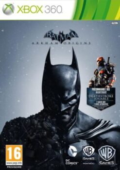 Batman: Arkham Origins 14