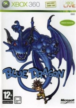 Blue Dragon 23
