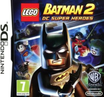 Lego Batman 2 : DC Super Heroes 29
