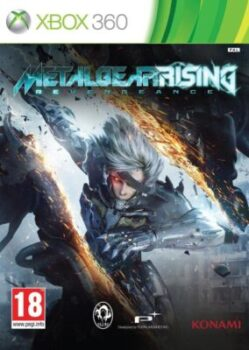 Metal Gear Rising: Revengeance 9